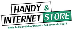 Handy & Internet Store Logo